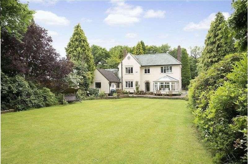 4 Bedrooms Detached House for sale in Benty Heath Lane, Willaston