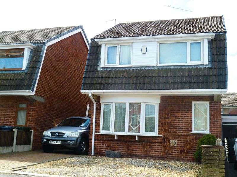 3 Bedrooms Detached House for sale in Glenpark Drive, Preston