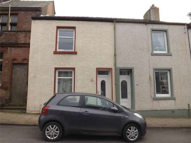 3 Bedrooms End Of Terrace House for sale in Main Street, Frizington, Cumbria