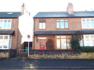 3 Bedrooms Semi Detached House for sale in Ednaston Road, Nottingham, Nottinghamshire