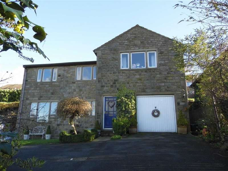 5 Bedrooms Property for sale in 25, Yew Tree Lane, Cowlersley, Huddersfield