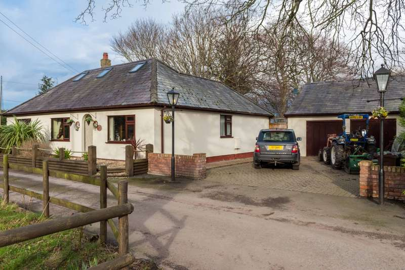 4 Bedrooms Equestrian Facility Character Property for sale in Gadlys Lane, Bagillt, Flintshire, CH6