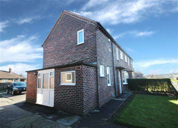3 Bedrooms Semi Detached House for sale in Common Road, Kinsley