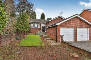 2 Bedrooms Bungalow for sale in Mays Avenue, Carlton, Nottingham, Nottinghamshire