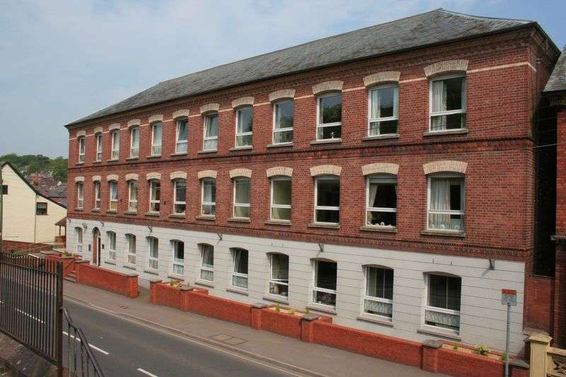 1 Bedroom Retirement Property for sale in Redvers House, Crediton