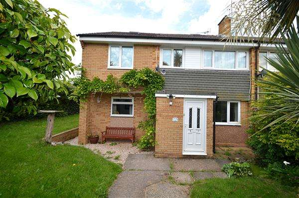 4 Bedrooms Semi Detached House for sale in Elm Grove Road, Dawlish