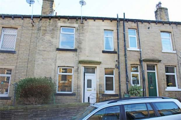 2 Bedrooms Terraced House for sale in Bath Street, Elland, West Yorkshire