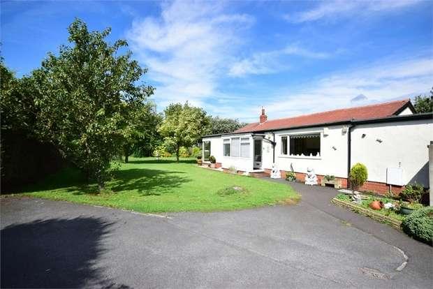 3 Bedrooms Detached Bungalow for sale in Brookside Bungalow, Snowdon Road, LYTHAM ST ANNES, Lancashire