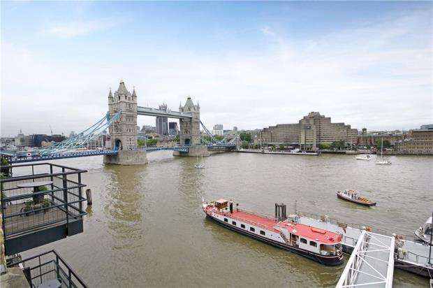 1 Bedroom Flat for sale in Butlers Wharf Building, 36 Shad Thames, London