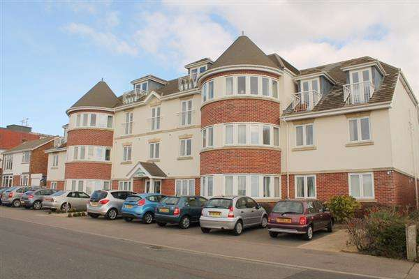 2 Bedrooms Apartment Flat for sale in Collingwood Green, Collingwood Road, Clacton on Sea