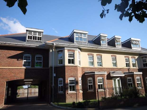 2 Bedrooms Flat for sale in Angerstein Court, Broomside Lane, Durham, County Durham