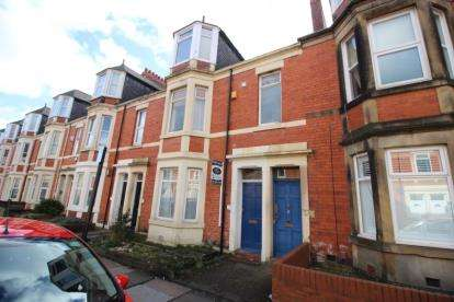 3 Bedrooms Flat for sale in Glenthorn Road, Newcastle Upon Tyne, Tyne and Wear, NE2