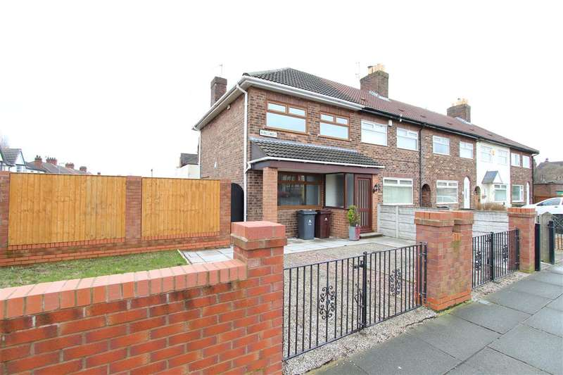 3 Bedrooms Town House for sale in Kingsway, Huyton, Liverpool