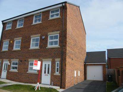 4 Bedrooms Semi Detached House for sale in The Lanes, Darlington, Durham
