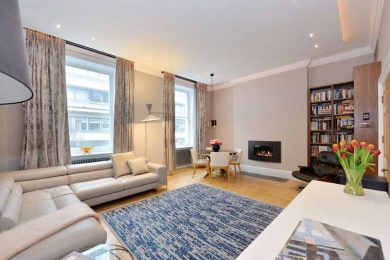 2 Bedrooms Apartment Flat for sale in Haselbury House, George Street W1