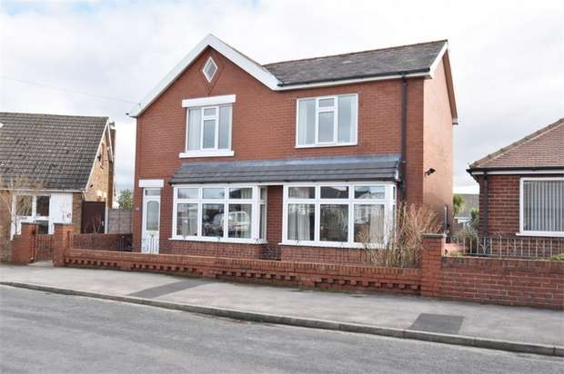 4 Bedrooms Detached House for sale in St Bernards Road, Knott End-on-Sea, Poulton-le-Fylde, Lancashire