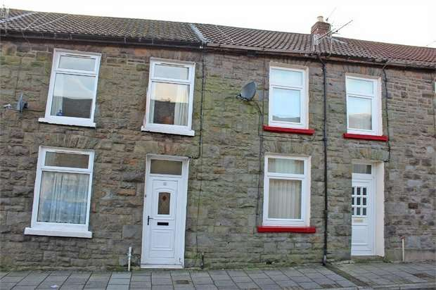 2 Bedrooms Terraced House for sale in Pleasant Hill, Ferndale, Mid Glamorgan