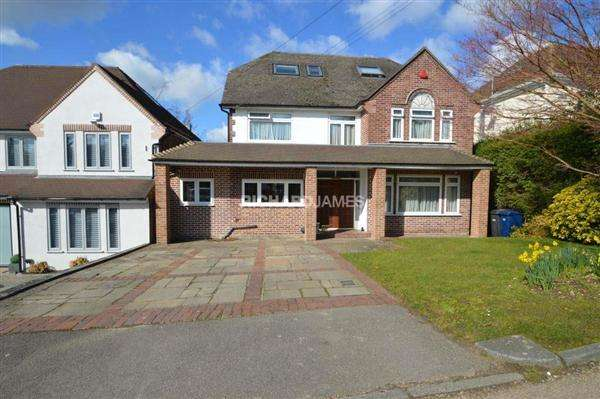 5 Bedrooms Detached House for sale in Brantwood, Austell Gardens, Mill Hill