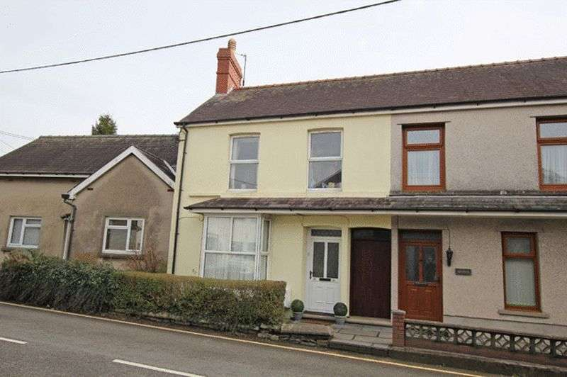 3 Bedrooms Terraced House for sale in STATION ROAD, ST. CLEARS