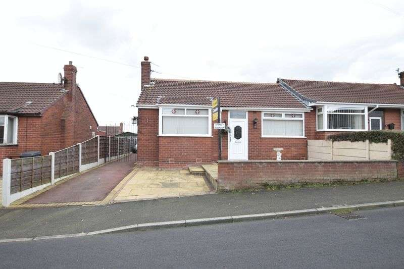 2 Bedrooms Property for sale in Mayfair Crescent, Failsworth, Manchester