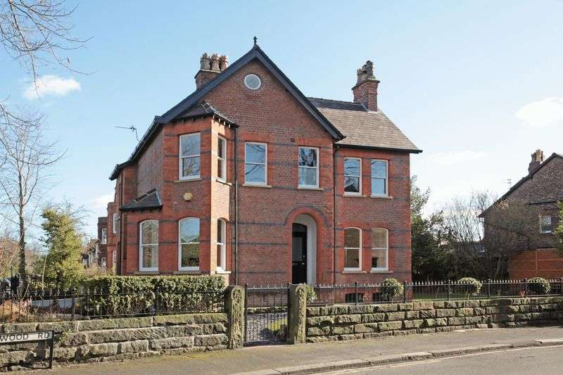5 Bedrooms Detached House for sale in Hazelwood Road, Hale