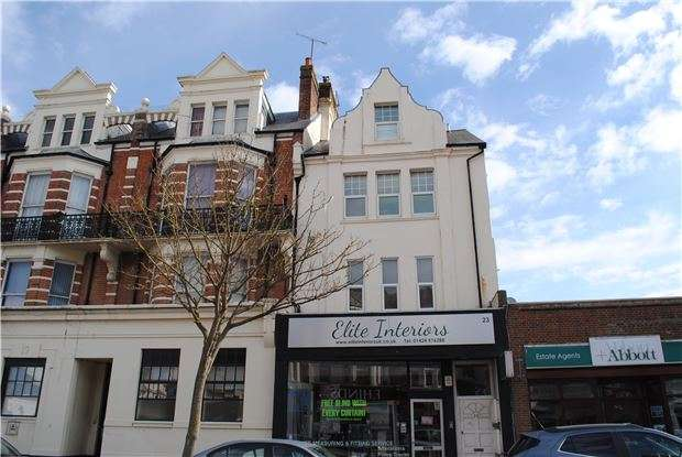 1 Bedroom Flat for sale in Devonshire Road, BEXHILL-ON-SEA, East Sussex, TN40 1AS