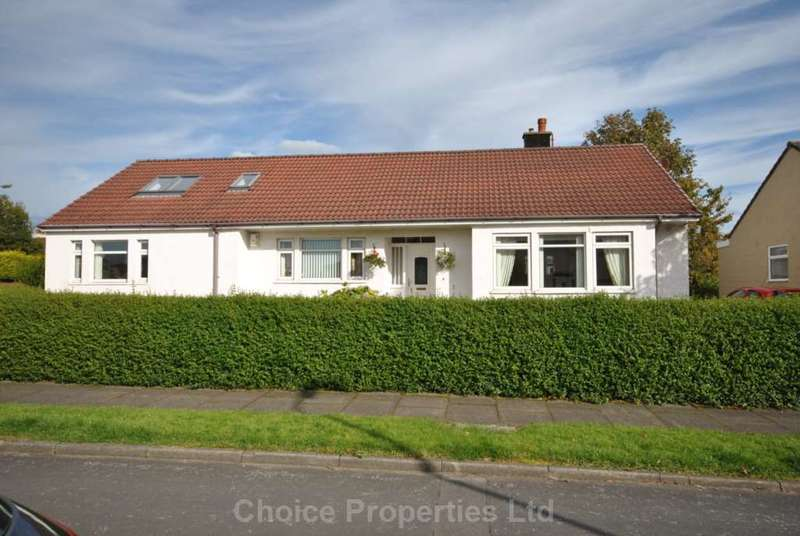 5 Bedrooms Detached Bungalow for sale in Moorfield Avenue, Kilmarnock, KA1 1TS