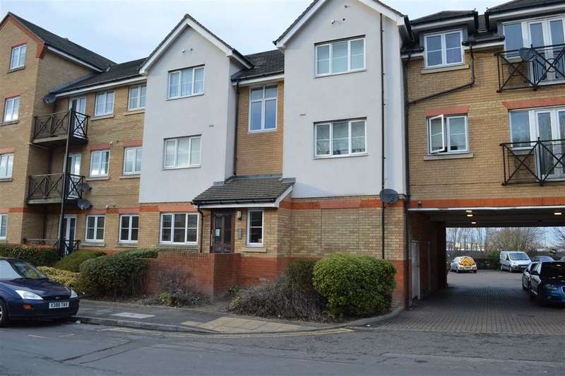 2 Bedrooms Apartment Flat for sale in Charles Street, Greenhithe