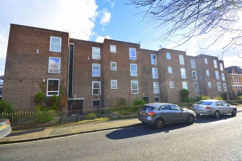 2 Bedrooms Flat for sale in Grassendale Court, Cressington