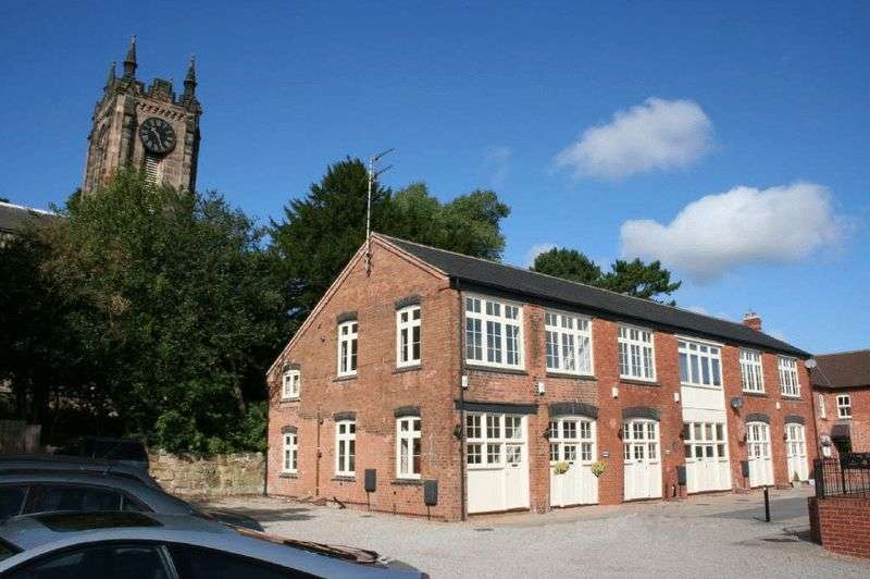 1 Bedroom Flat for sale in Church Chimes, 2 Kirkland Close, Ashby de la Zouch LE65 2FT
