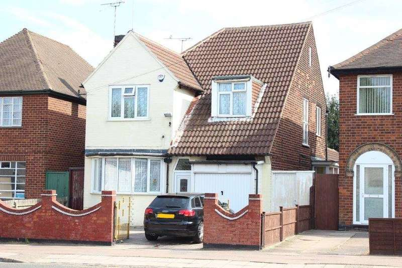5 Bedrooms Detached House for sale in Catherine Street, Belgrave