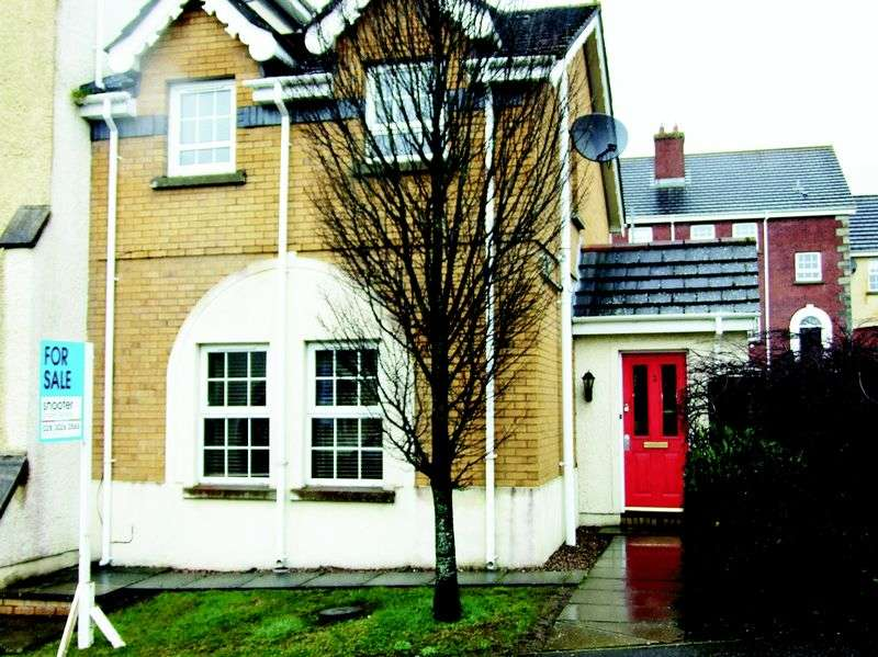 3 Bedrooms Terraced House for sale in 2 Carney Hall, Newry BT34 1GB