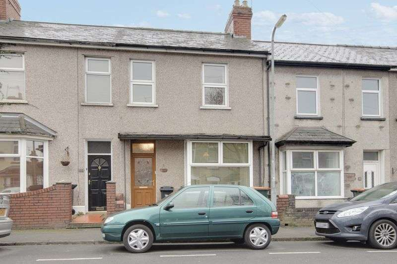3 Bedrooms Terraced House for sale in Sutton Road, Newport