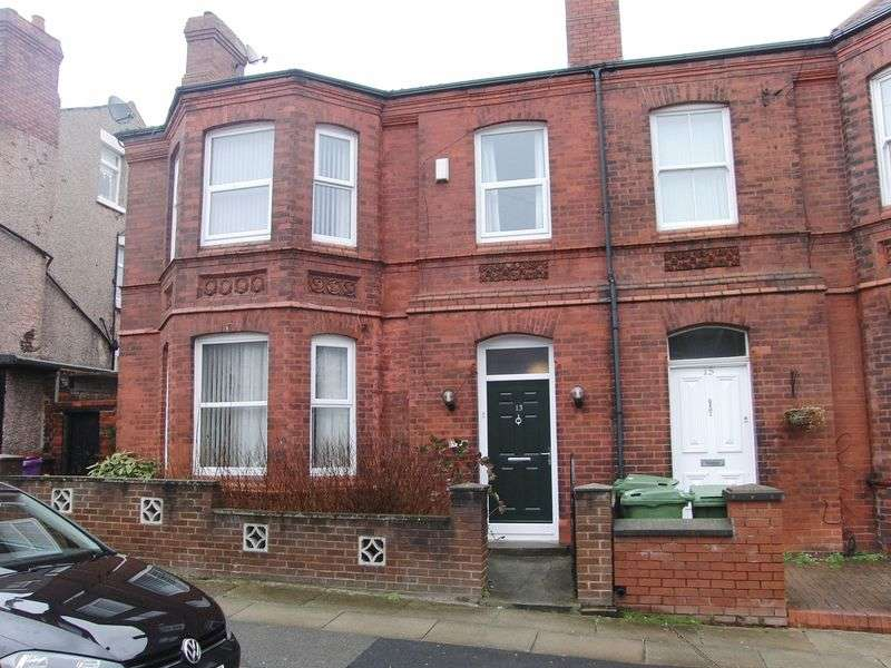 6 Bedrooms Semi Detached House for sale in Chapel Avenue, Liverpool