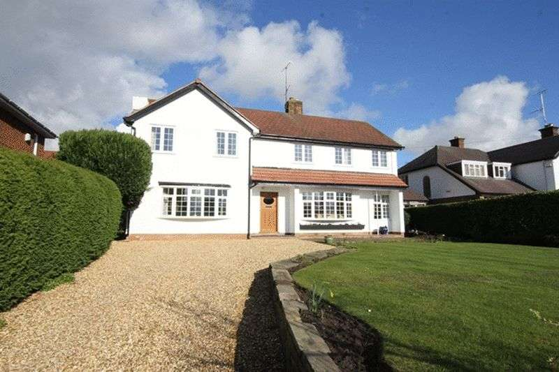 5 Bedrooms Detached House for sale in Gayton Road, Heswall, Wirral