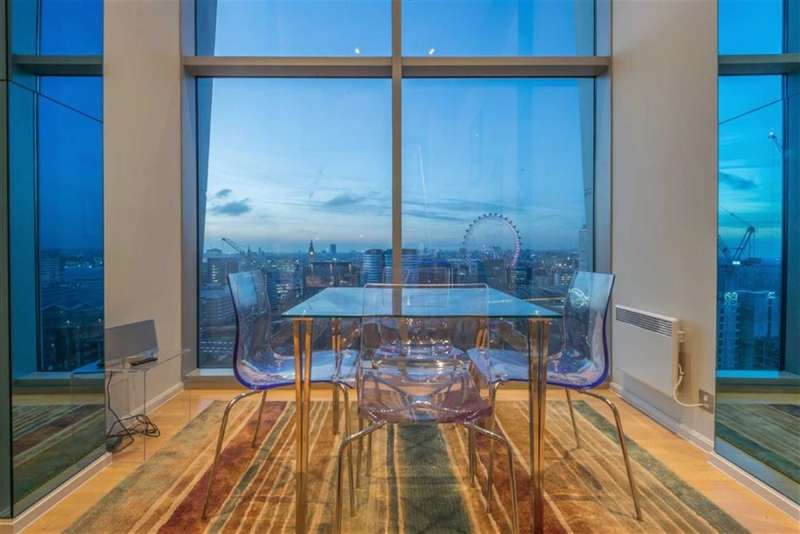3 Bedrooms Property for sale in Perspective, Waterloo, London, SE1