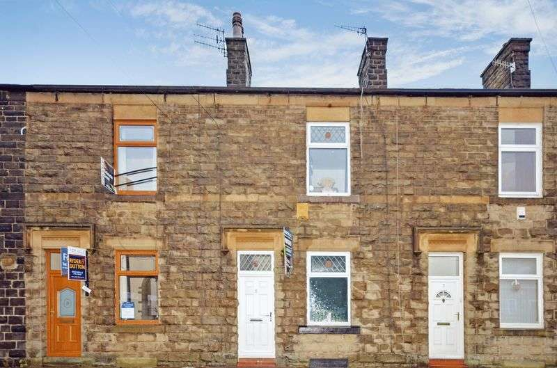2 Bedrooms Terraced House for sale in Industry Street, Whitworth, Rochdale, OL12
