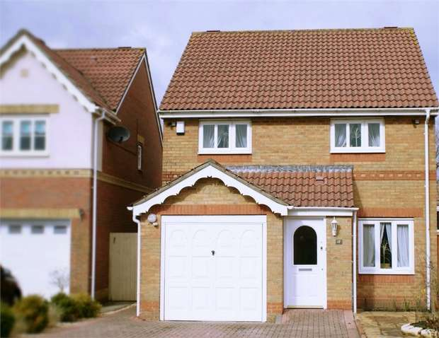 3 Bedrooms Detached House for sale in Pant Bryn Isaf, Llwynhendy, Llanelli, Carmarthenshire