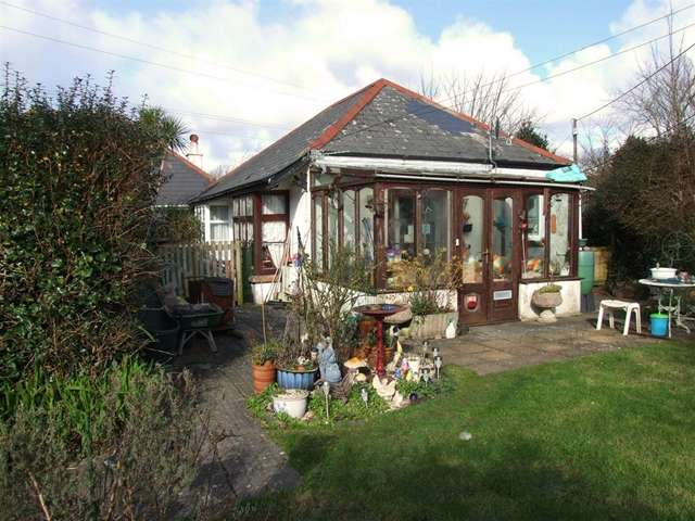 1 Bedroom Bungalow for sale in 1 Bed Detached Bungalow; Illogan