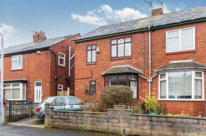 3 Bedrooms Semi Detached House for sale in Wolmer Street, Ashton-In-Makerfield, Wigan, Greater Manchester