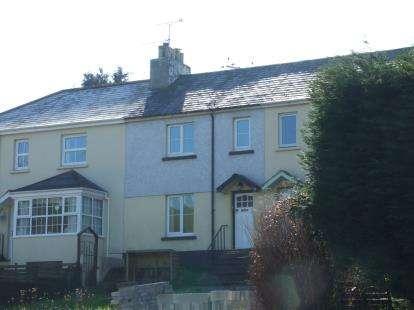 3 Bedrooms Terraced House for sale in Sladesbridge, Wadebridge, Cornwall