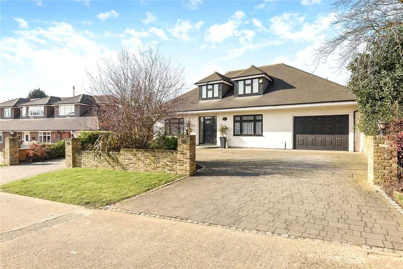 6 Bedrooms Detached Bungalow for sale in Highfield Drive, Ickenham, Middlesex, UB10