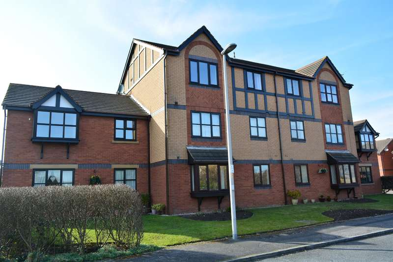 1 Bedroom Flat for sale in Thornhill Close, South Shore, Blackpool, FY4 5BR