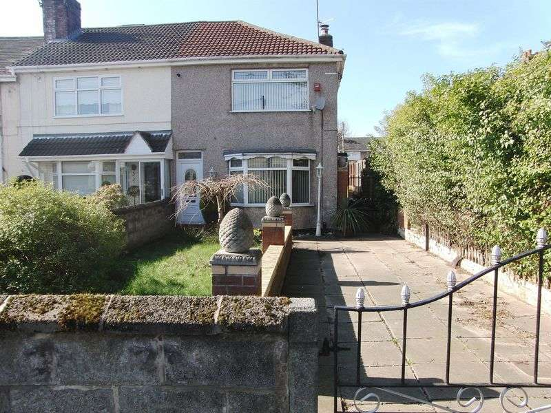 3 Bedrooms Semi Detached House for sale in Natal Road, Aintree, Liverpool