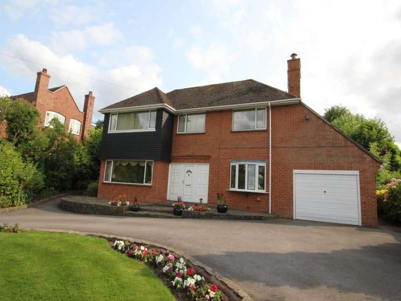 3 Bedrooms Detached House for sale in Ashby Road, Burton-On-Trent, DE15