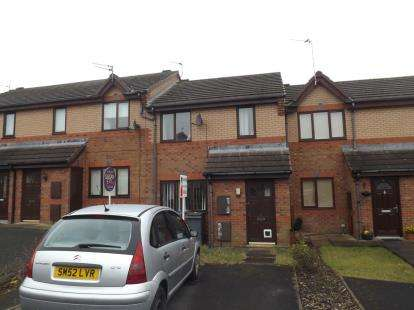 2 Bedrooms Terraced House for sale in Elmridge Crescent, Blackpool, Lancashire, FY2