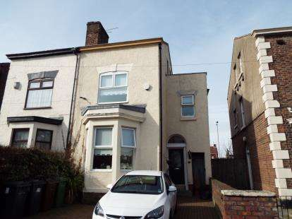 4 Bedrooms Semi Detached House for sale in Hicks Road, Seaforth, Liverpool, Merseyside, L21