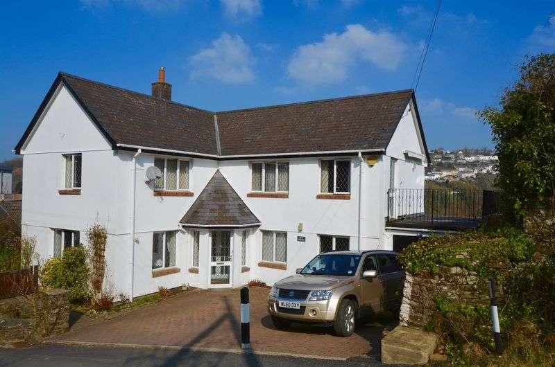 4 Bedrooms Detached House for sale in Taddiport, Torrington