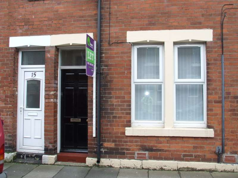 1 Bedroom Flat for sale in Richardson Street, Wallsend