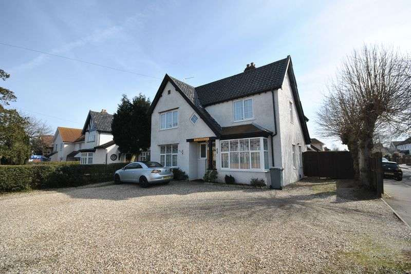 5 Bedrooms Detached House for sale in Wroxham Road, Sprowston, Norwich